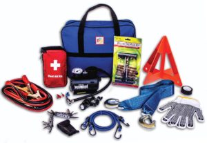 emergency car kit list