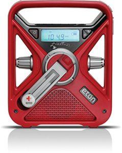 hand crank radio revies