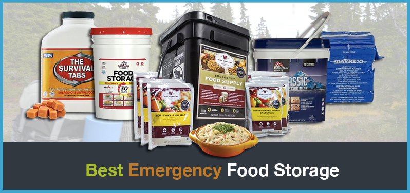 What Is The Best Survival Food With Long Shelf Life