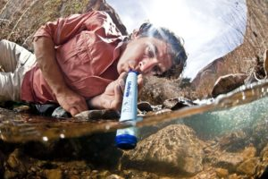 water purifier camping