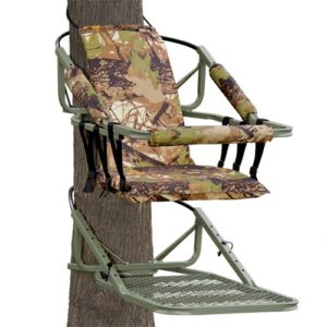 lightest climbing tree stand